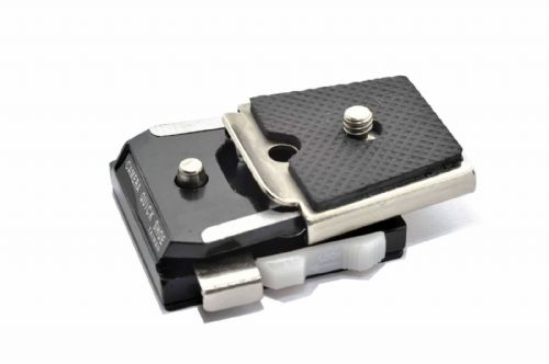 "1/4"" Tripod Base Plate with  Quick Release Shoe"
